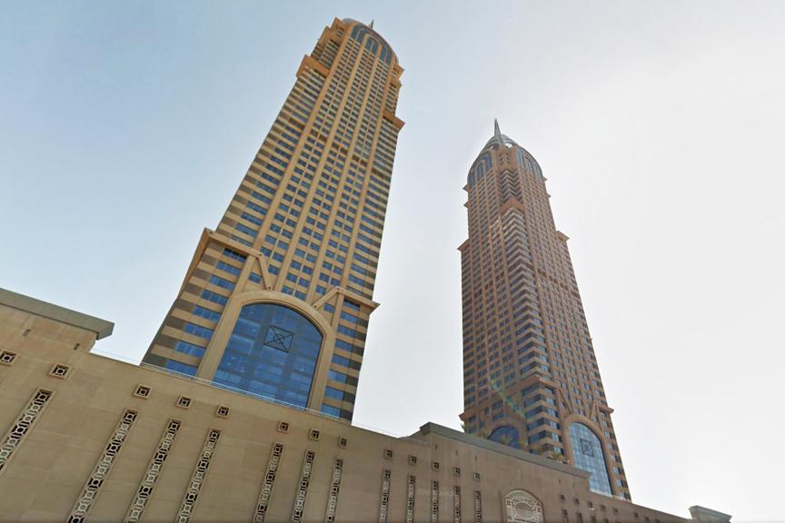 EXECUTIVE OFFICES, DUBAI