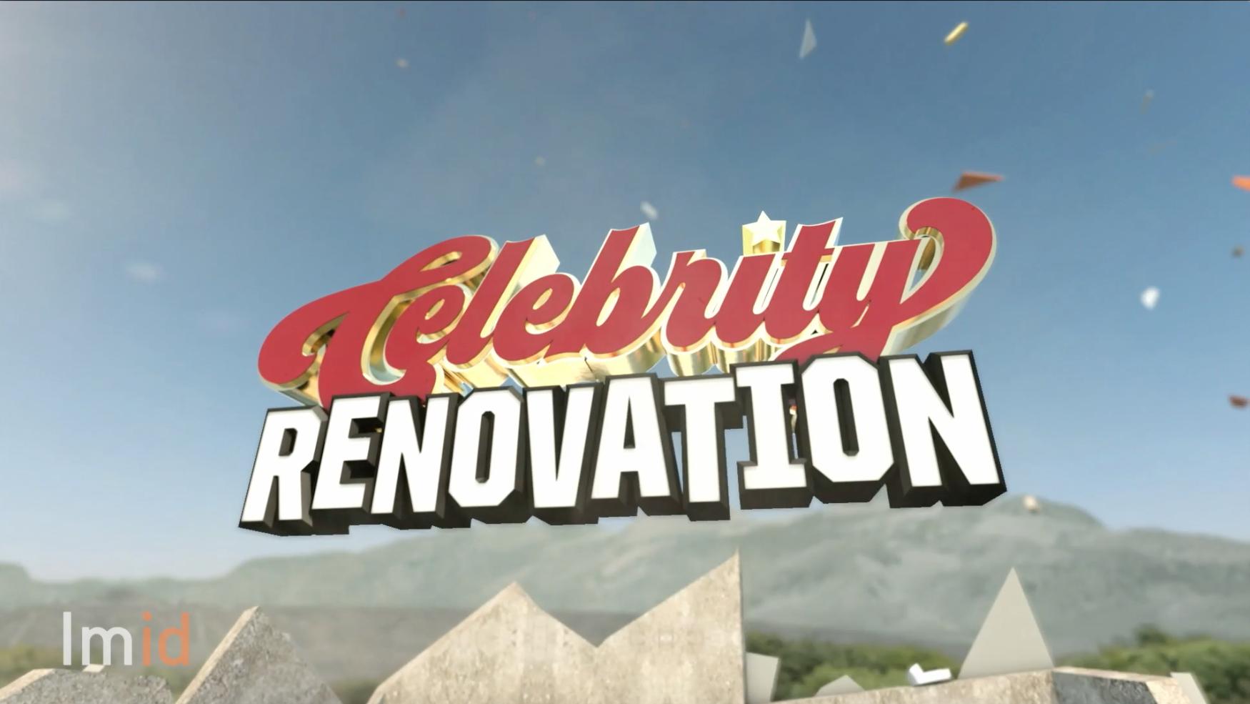 Celebrity Renovation 2016
