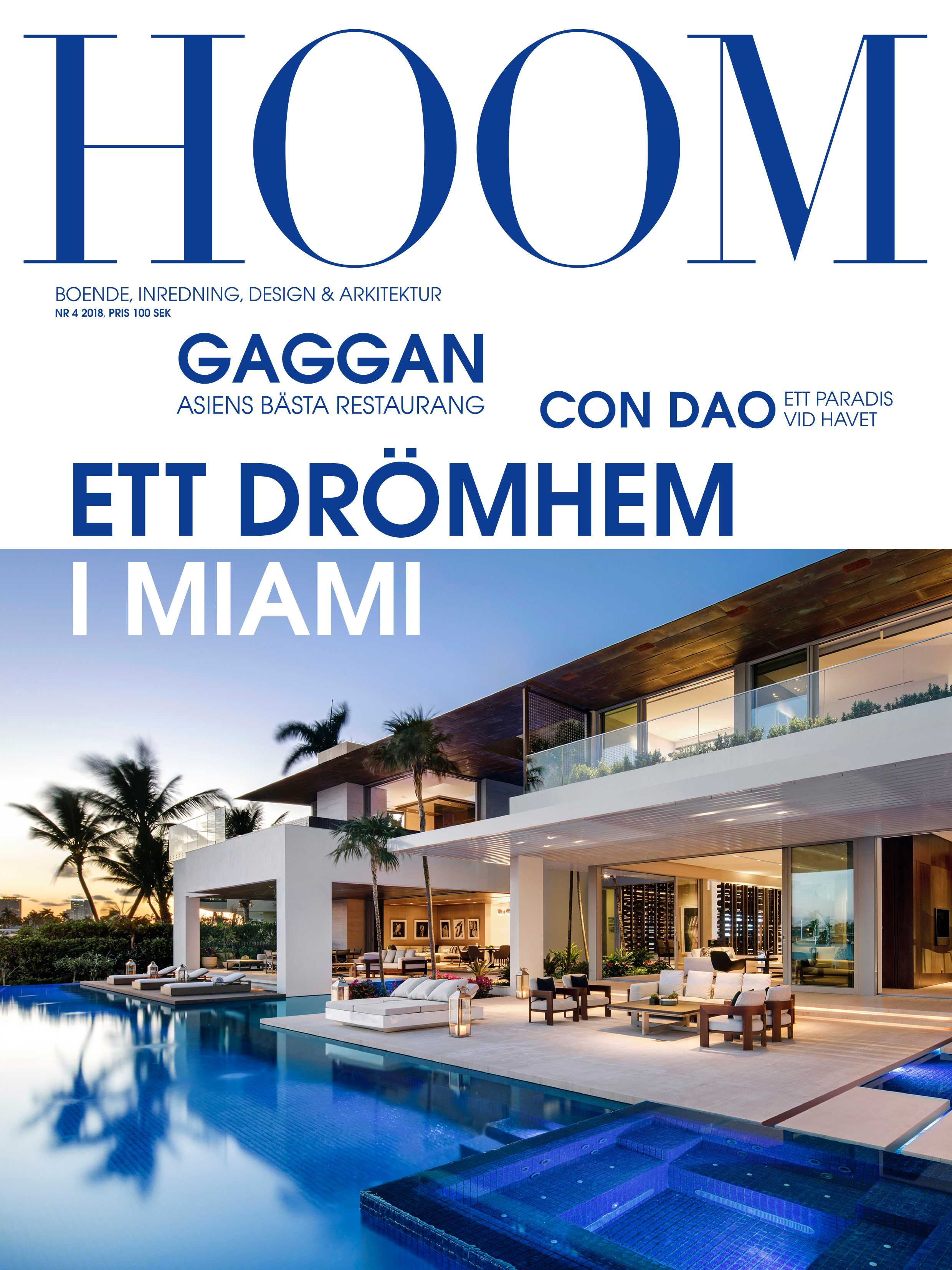 Dilido, Miami in HOOM