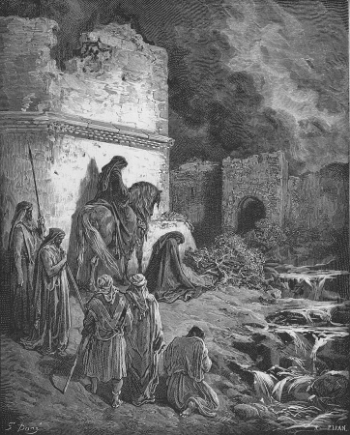 By Gustave Doré - Doré's English Bible, Public Domain