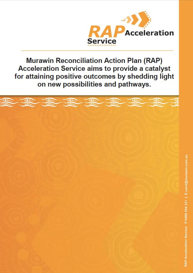 RAP Acceleration Services flyer