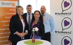 Bravehearts Launch