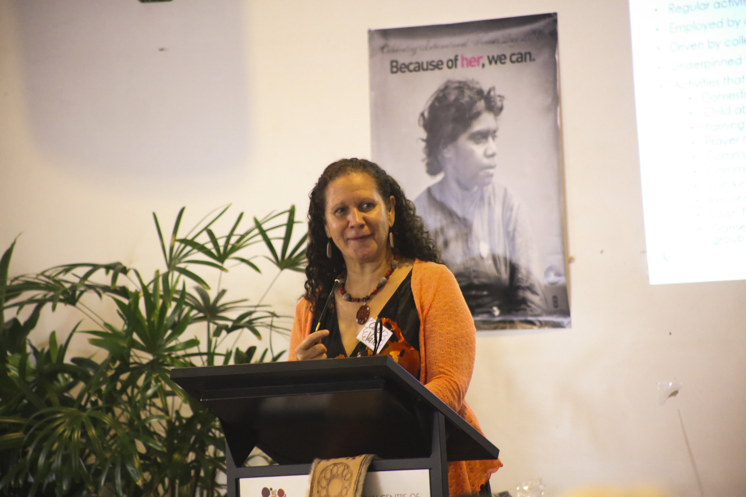 Our Managing Director:Carol Vale - Murawin Consulting is led by Carol Vale, a Dunghutti woman from NSW who has a strong reputation for developing culturally respectful and innovative responses to the complex and varied issues which affect Indigenous communities today.