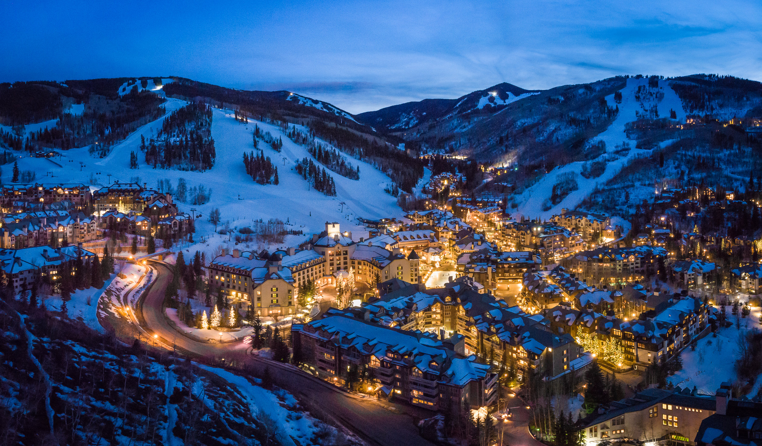 Beaver Creek Village, Colorado