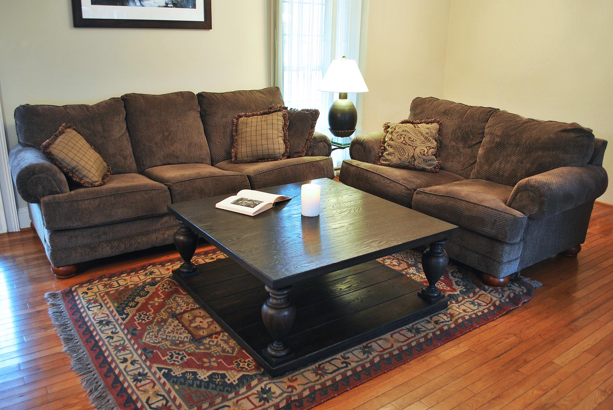 Atlanta, GA Custom Coffee Tables Traditional, Mid-Modern