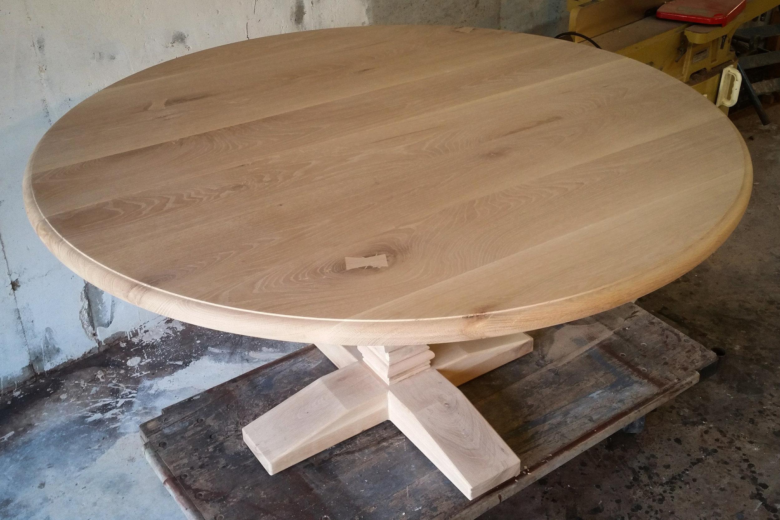 TraditionalOak-Pedestal-Table-Square-Turned-Base-1.jpg