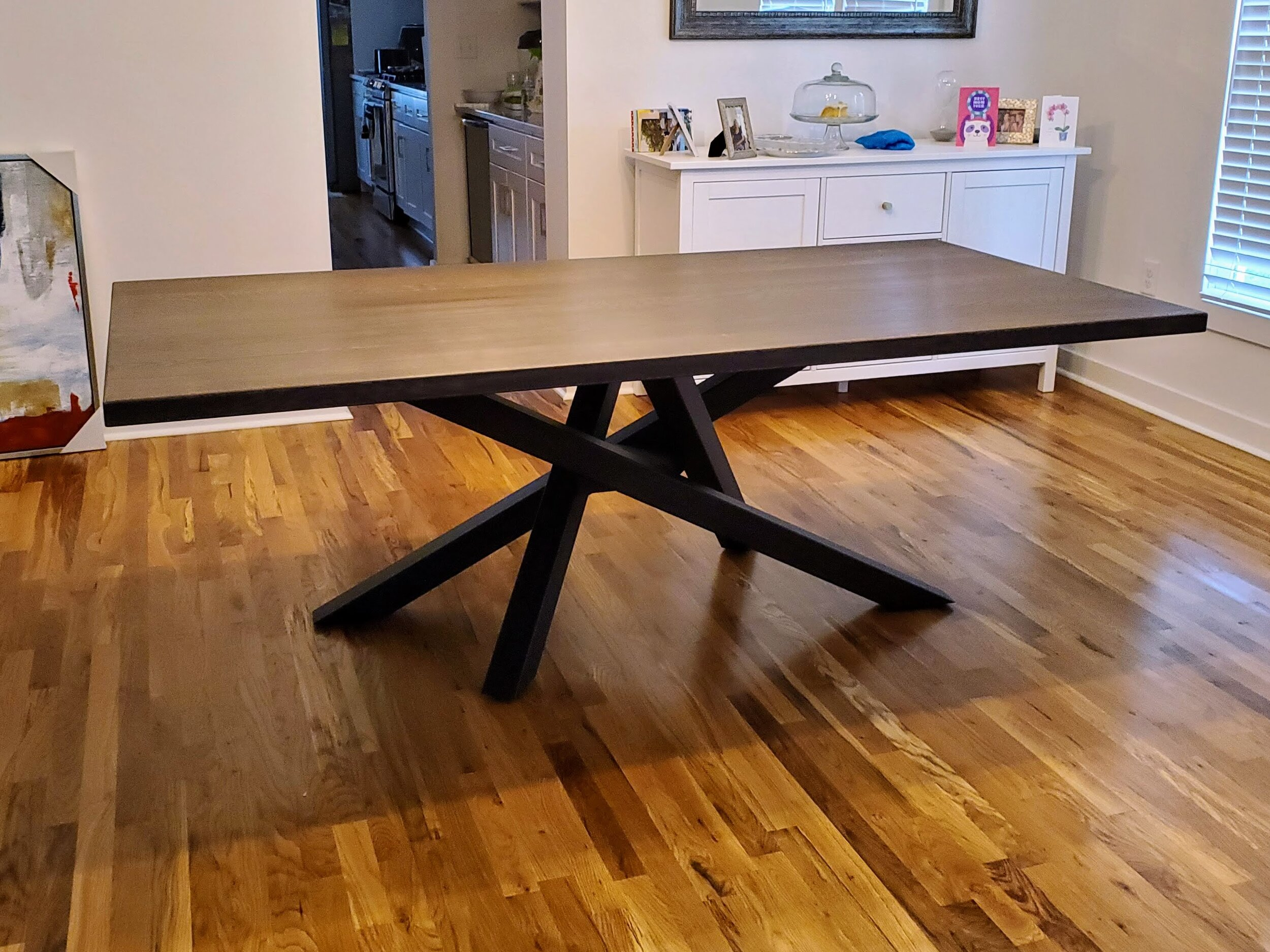 Atlanta Ga Custom Dining Table Design, Custom Furniture Atlanta