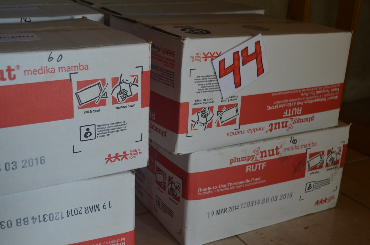 44- the number of boxes of mamba we've purchase in the last 7 months.