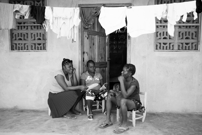 Haitans Helping Haitians