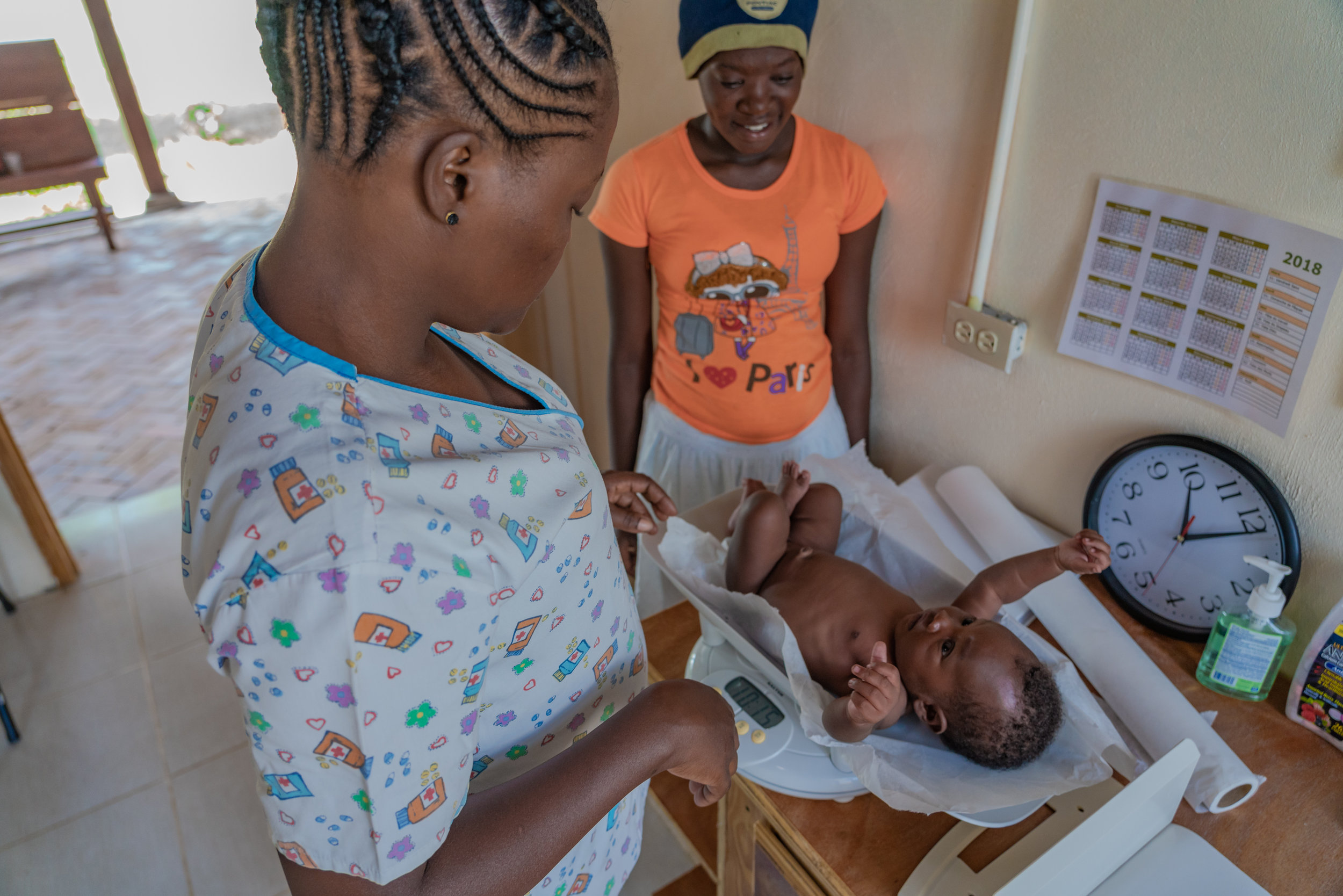 30. Diana M. - I recognize that in Haiti, only 32% of healthcare facilities provide essential medications, and just 31% have basic, functioning medical equipment. This is a human rights issue and I am contributing to the solution through my support.