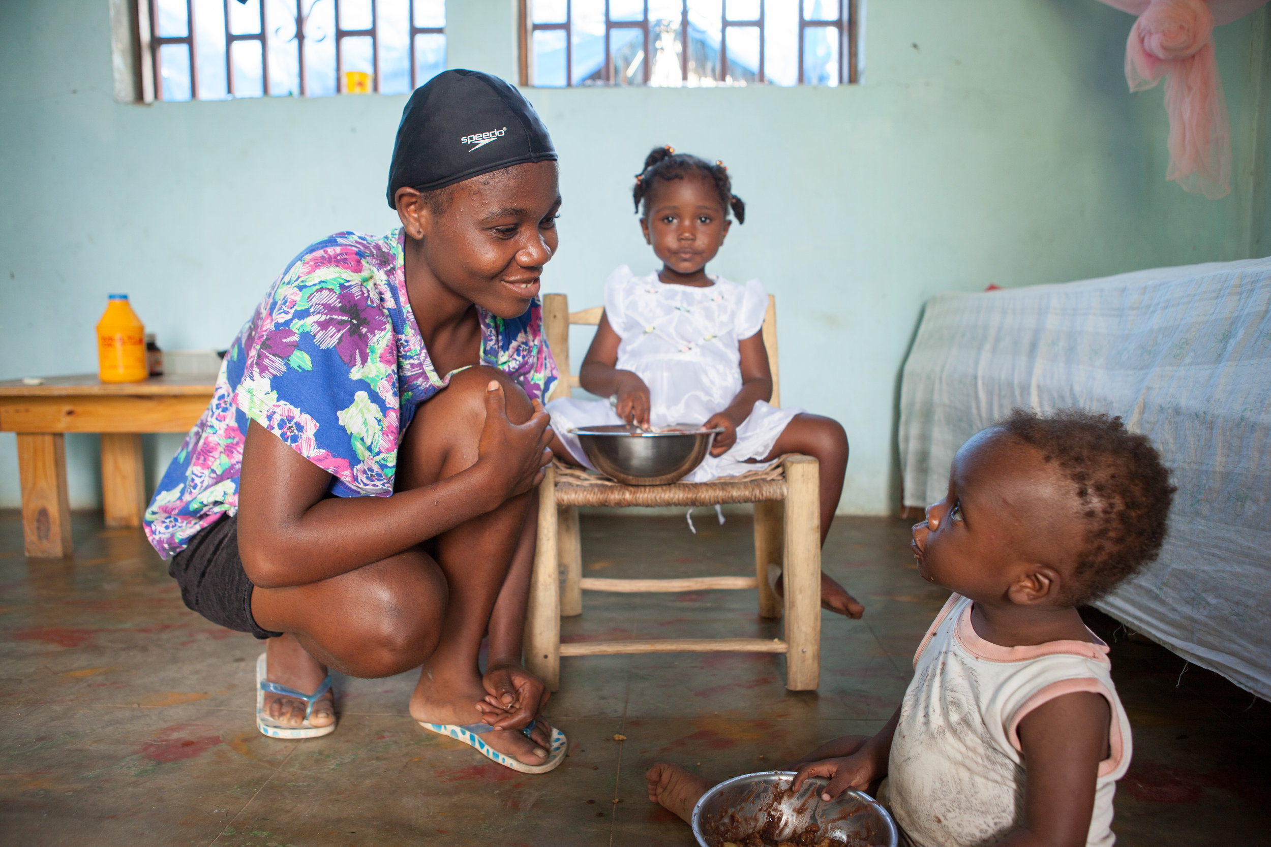 9. Unclaimed - I know midwifery care in Northern Haiti will save lives and creates healthier families.