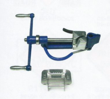 Sign post hardware ISO banding system