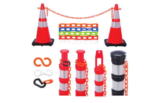 Chains for cones