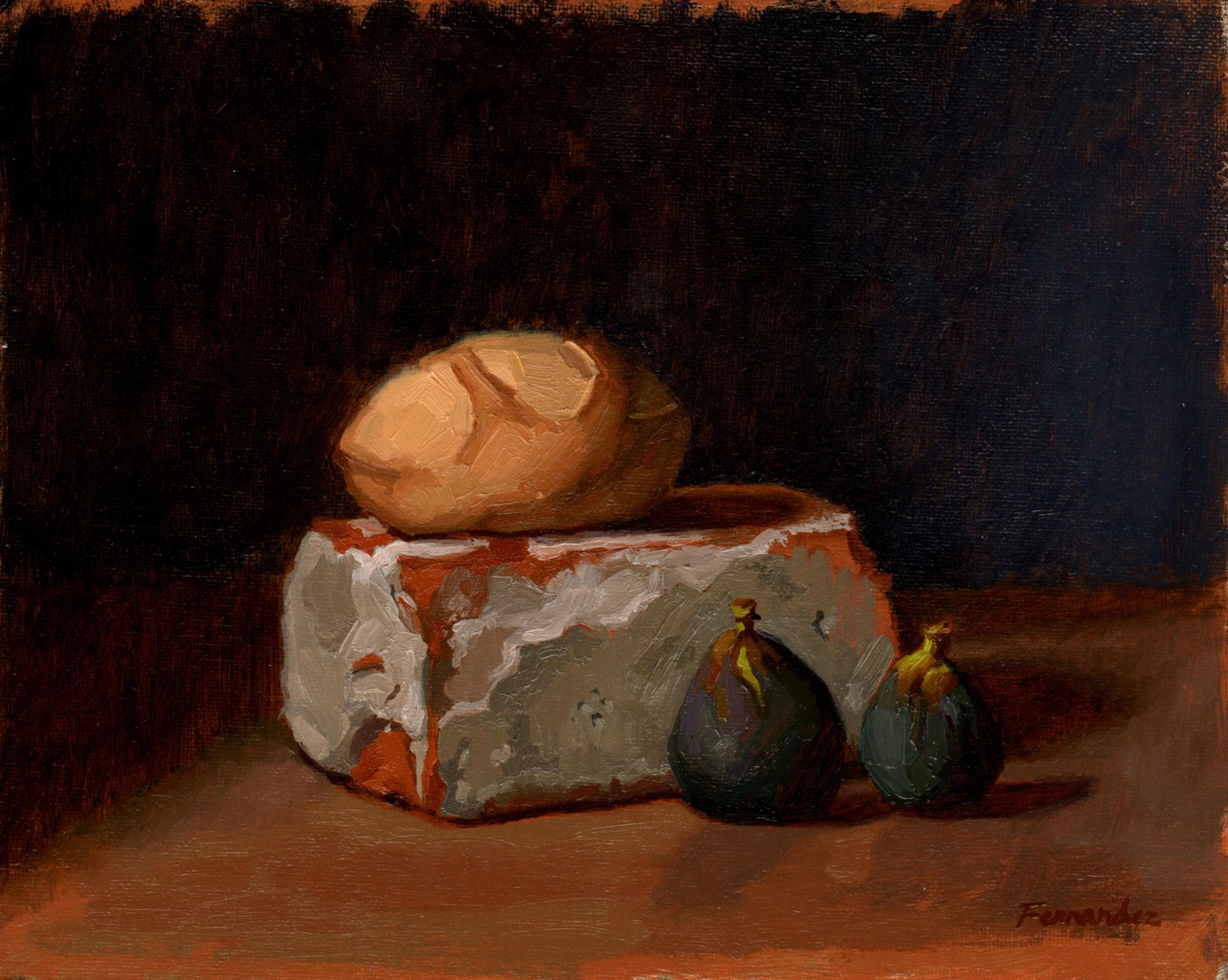 Bread, Brick & Figs