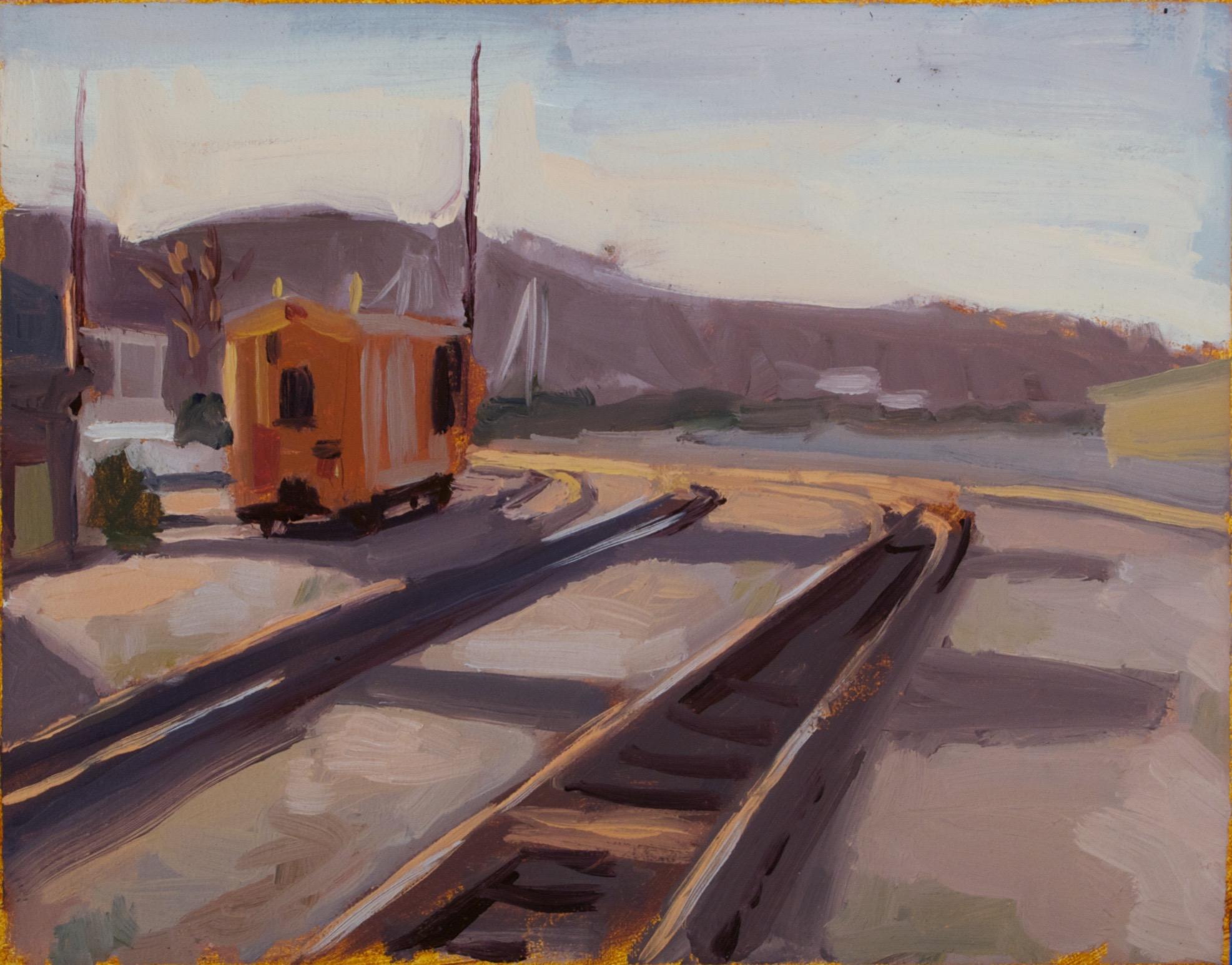 PDX: Rail yards Northeast