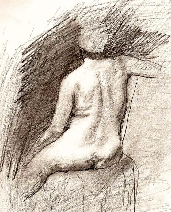 Drawing - EF