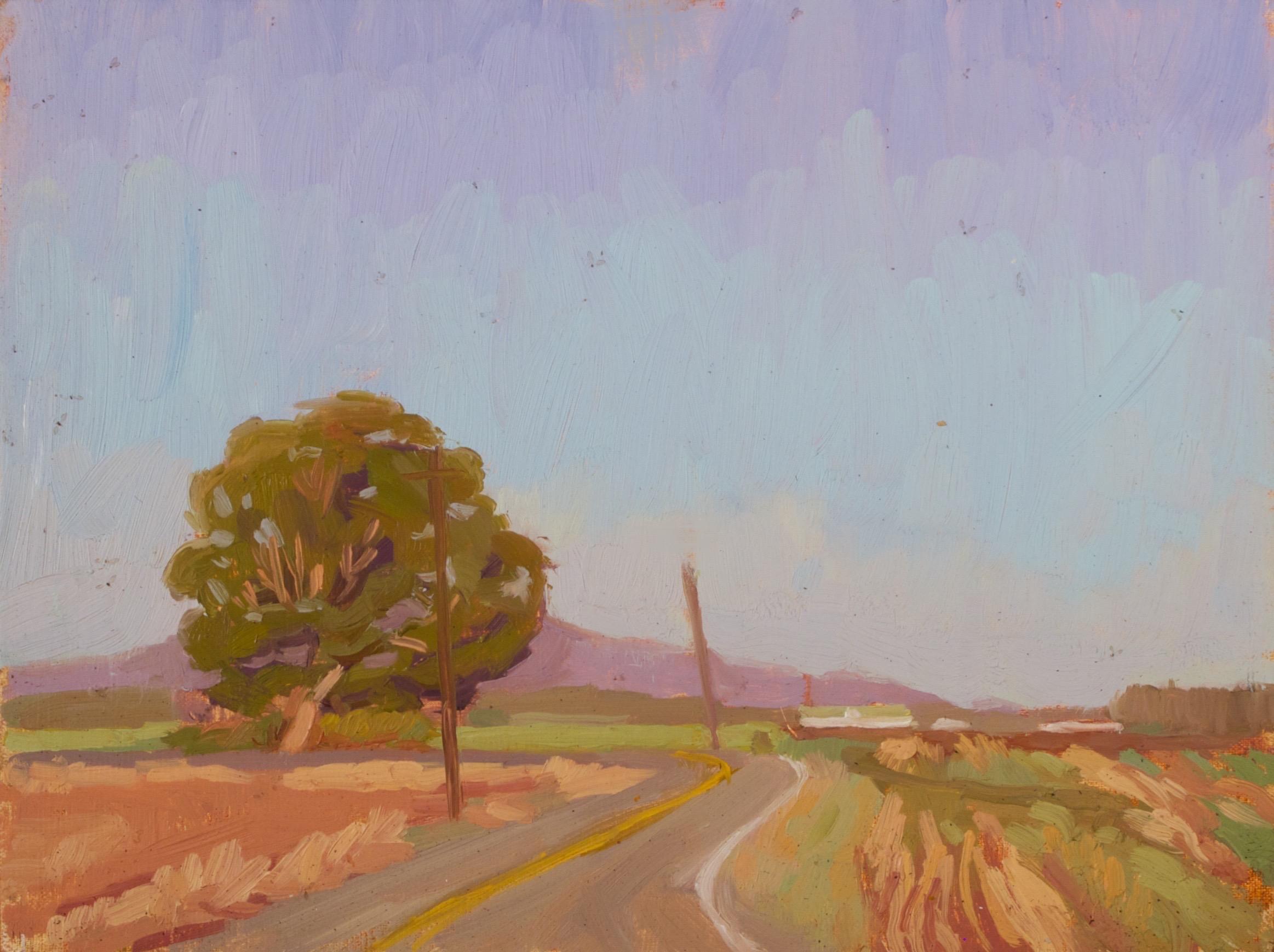 Landscape Painting Essentials  - Workshop: July 23rd - July 27th