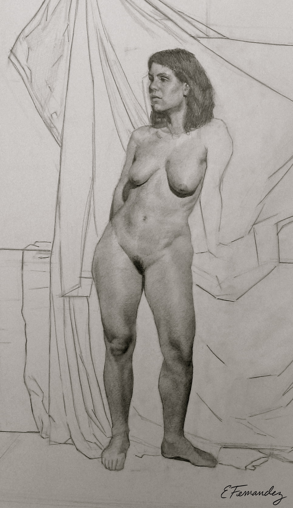 Observational Figure Drawing -