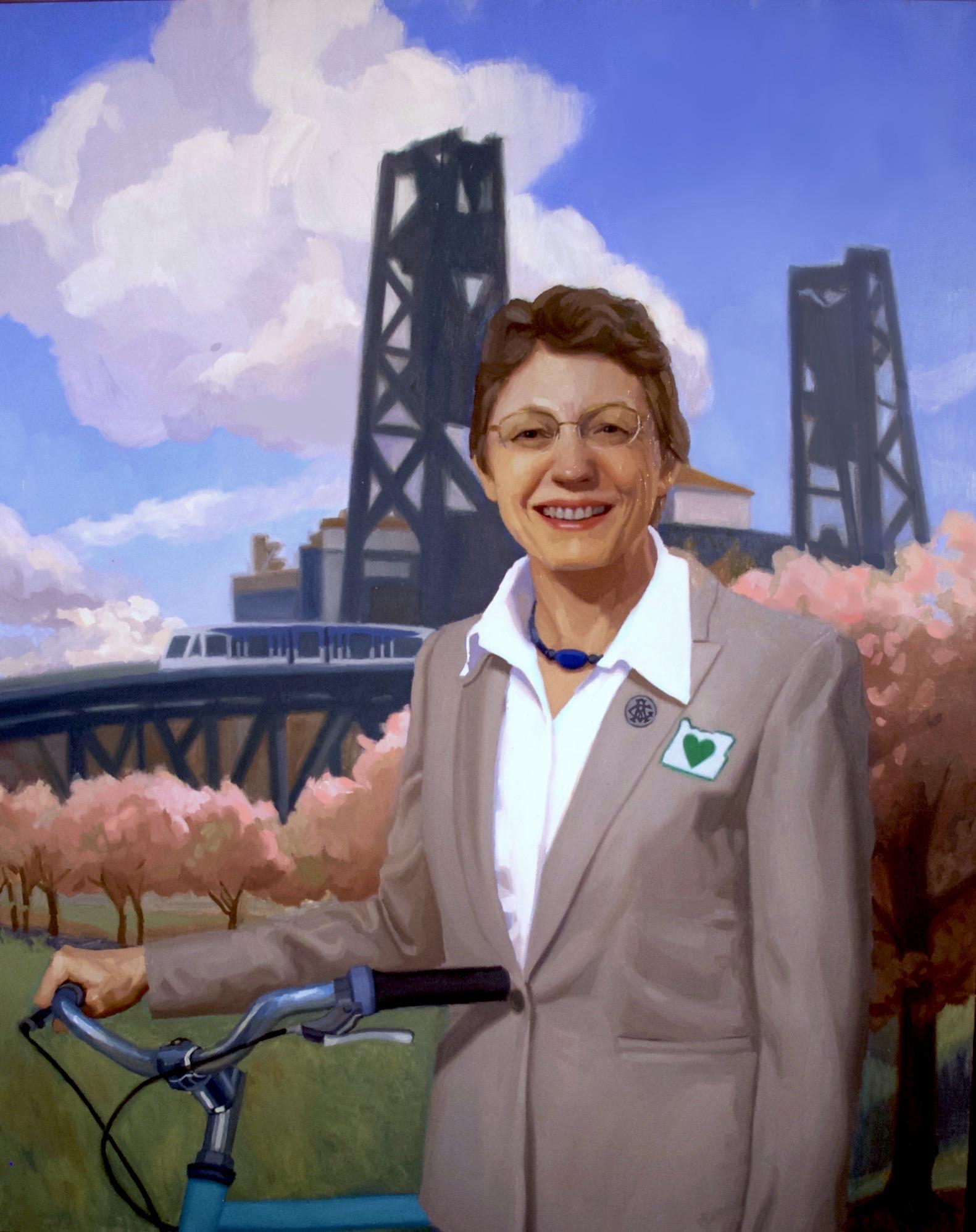 Gail Achterman, 1949 - 2012