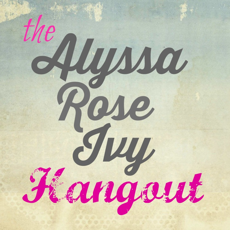 A casual Facebook group to talk everything books with Alyssa Rose Ivy
