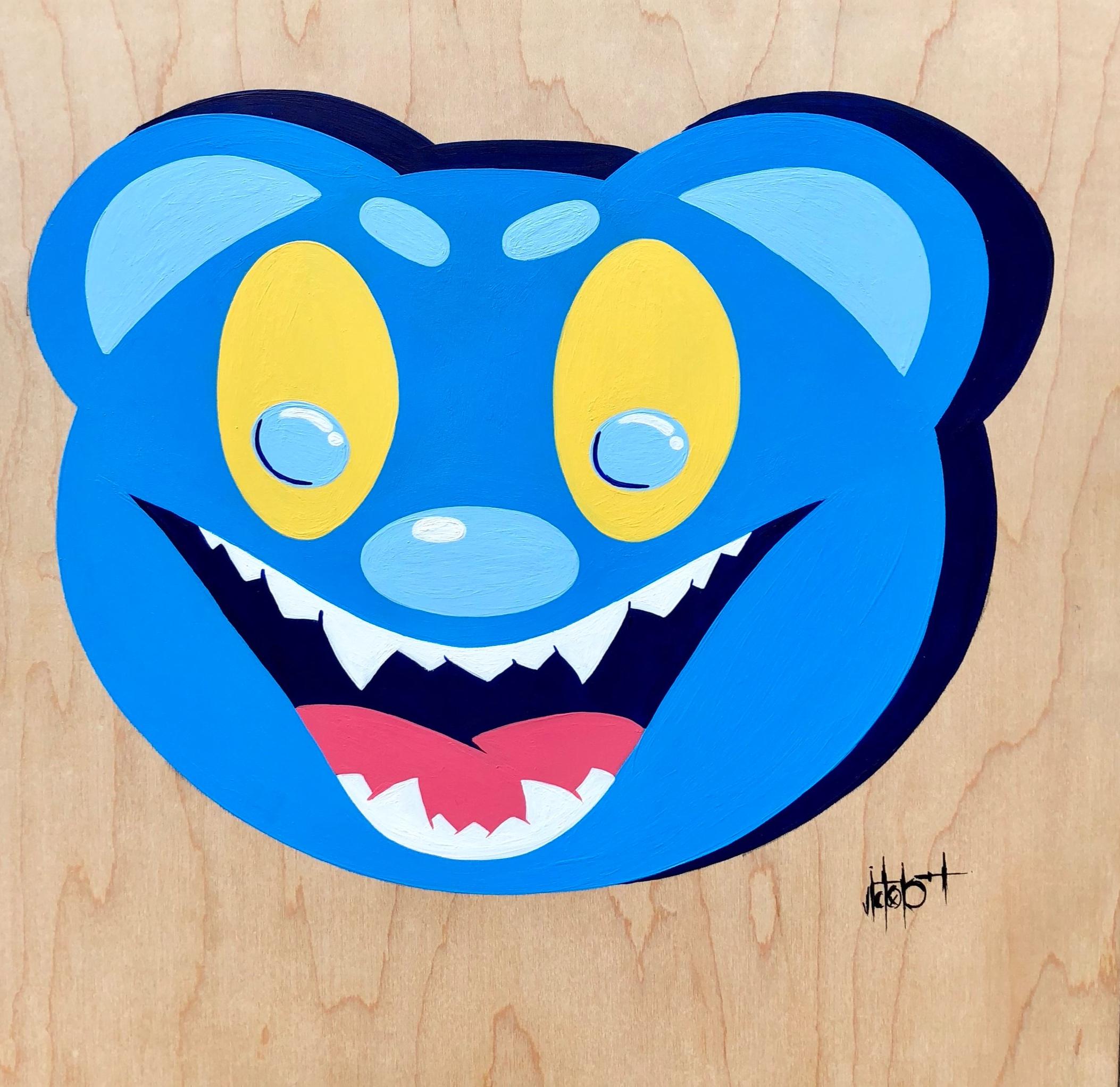 Blue Bear Gum
