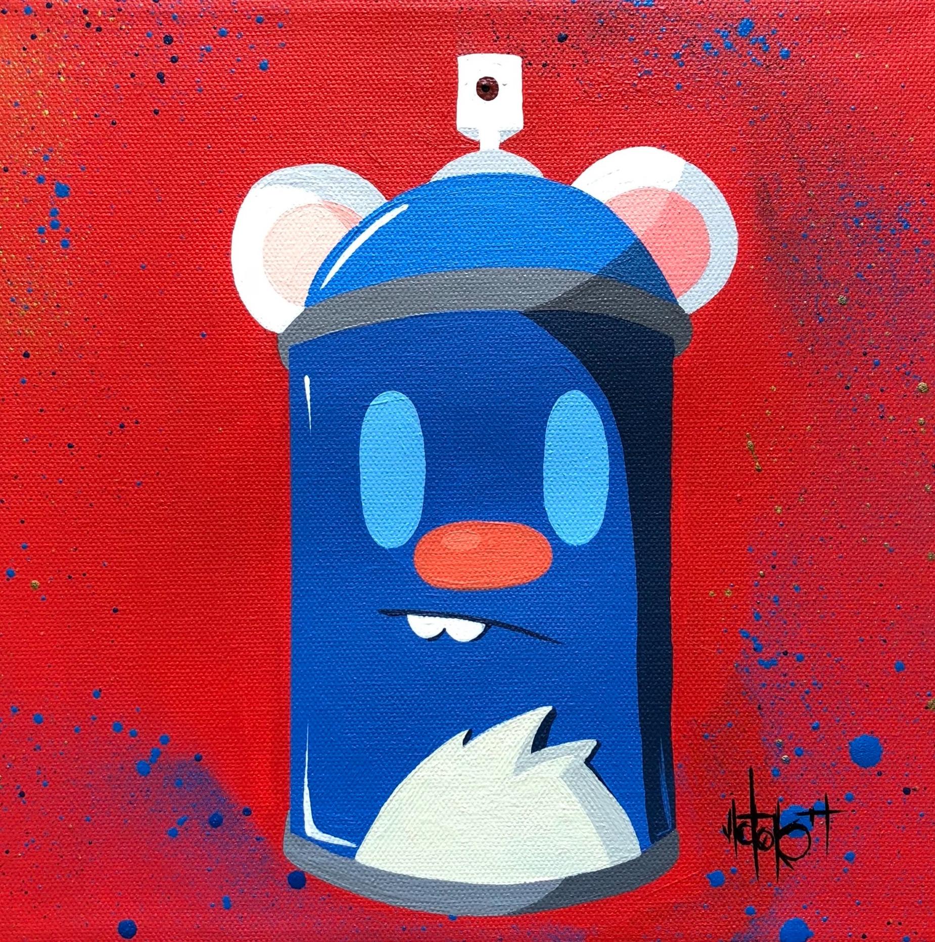 Spray Can Bear