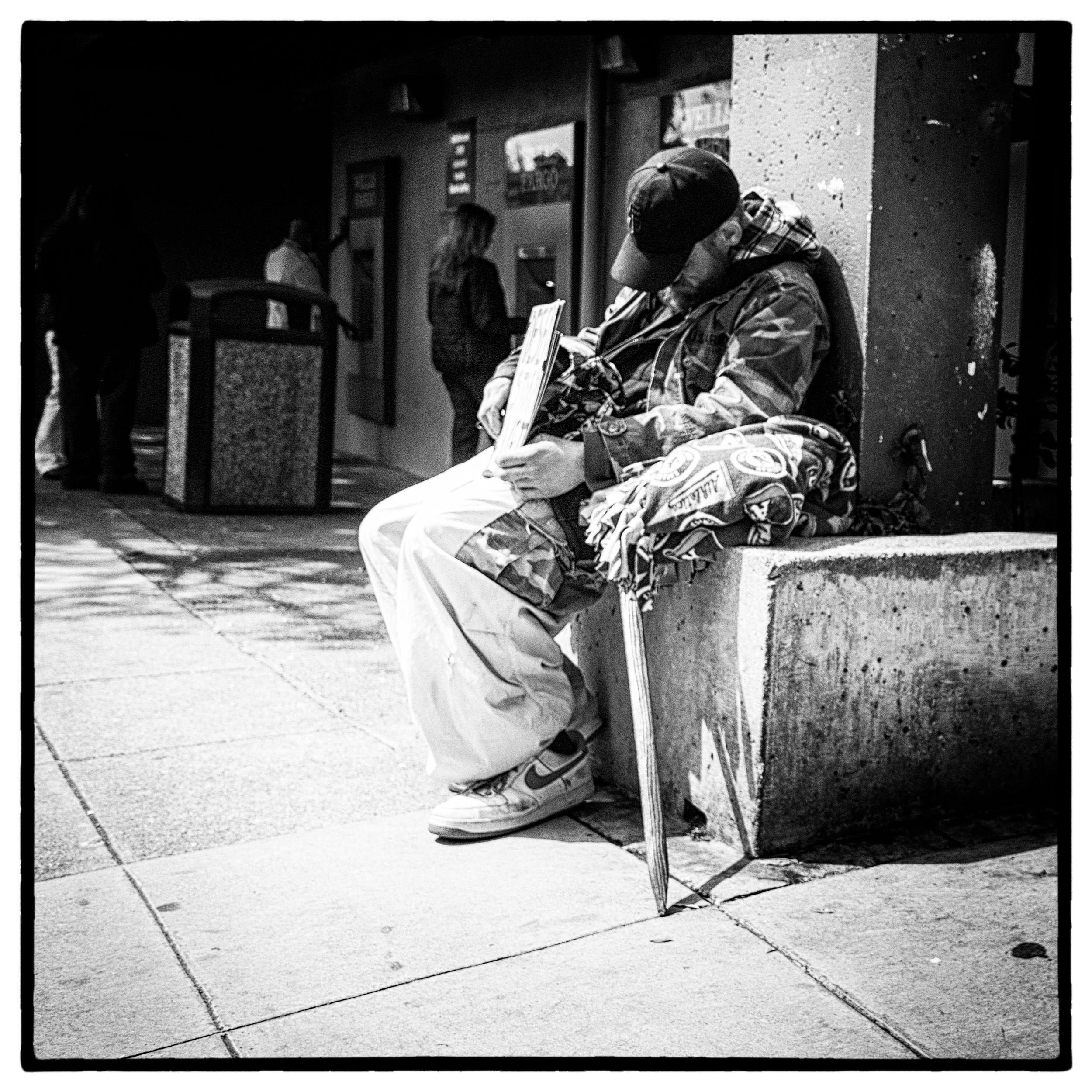 Oakland, CA (April 2016)