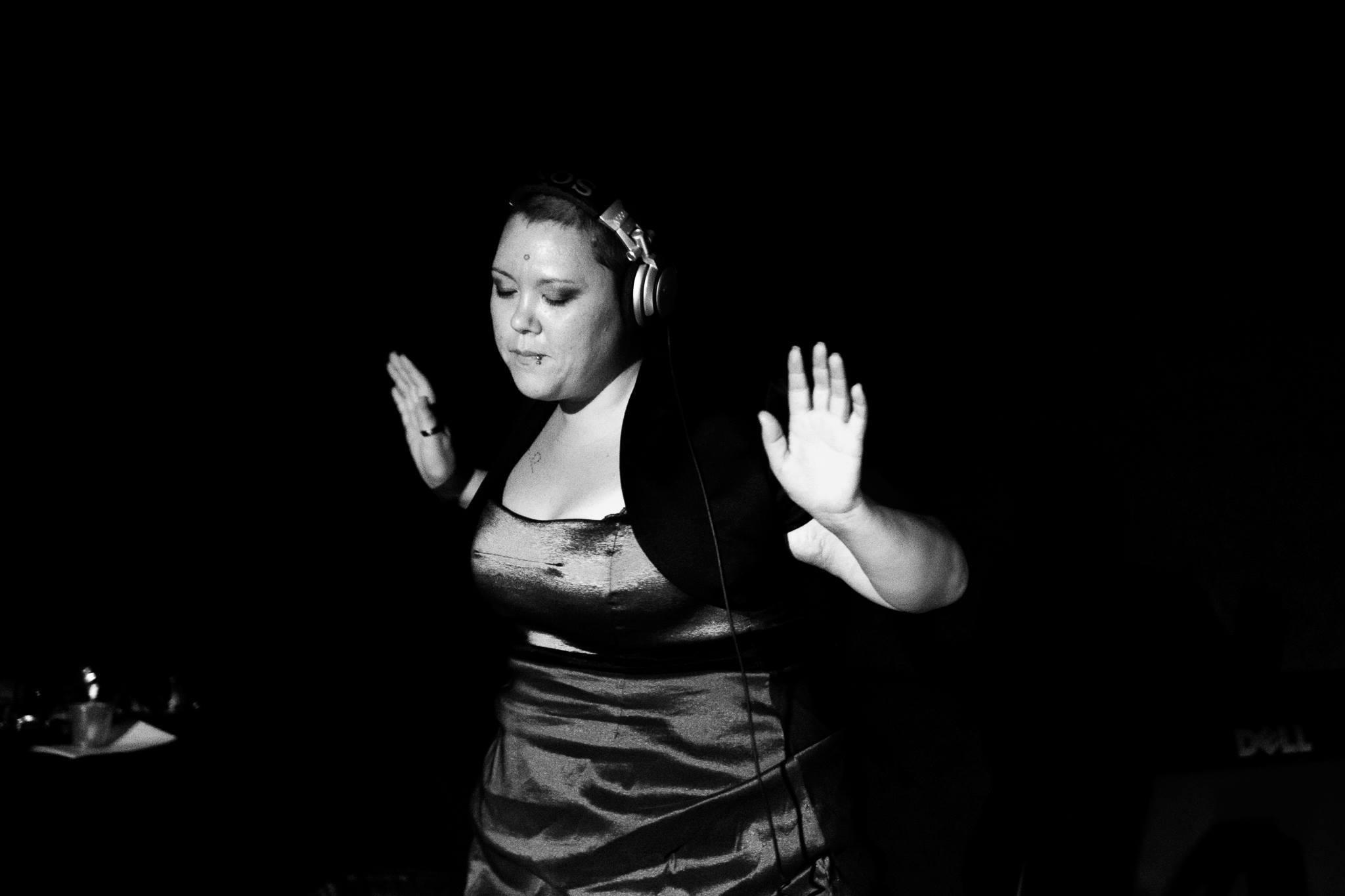 April Lowe - Our DJ