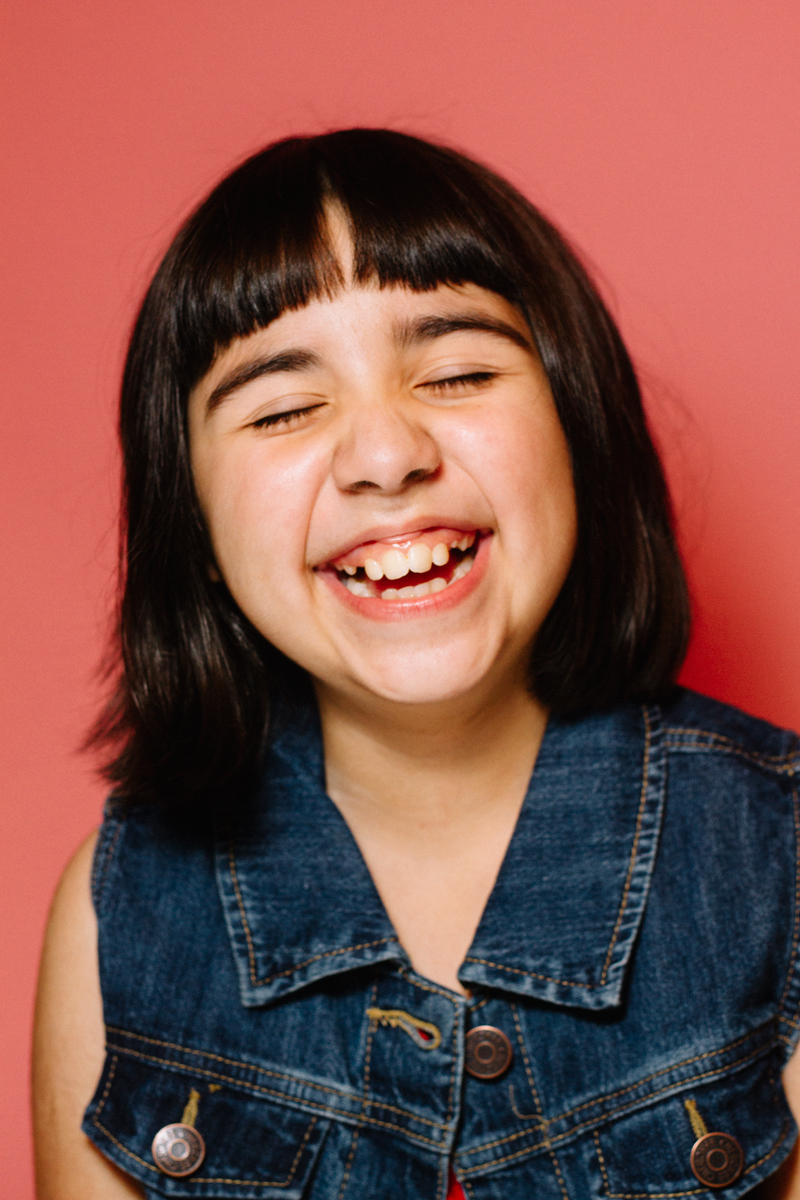 Tiny Deer Studio Portrait - Laughing Girl with bangs.jpg
