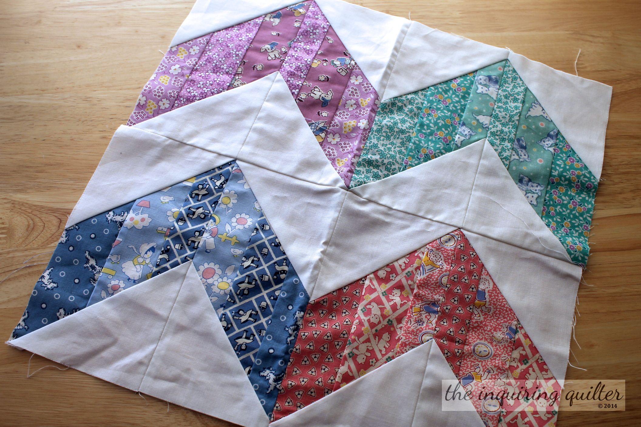 Alternate in 30s fabrics