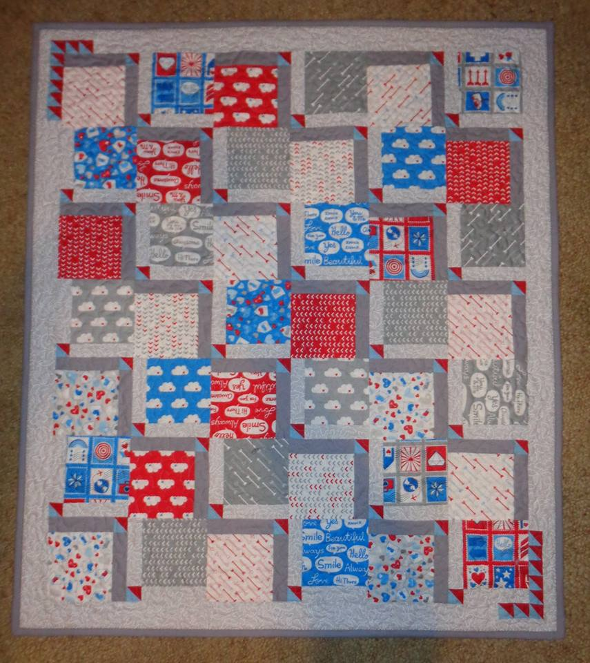Mary - Quilt 1