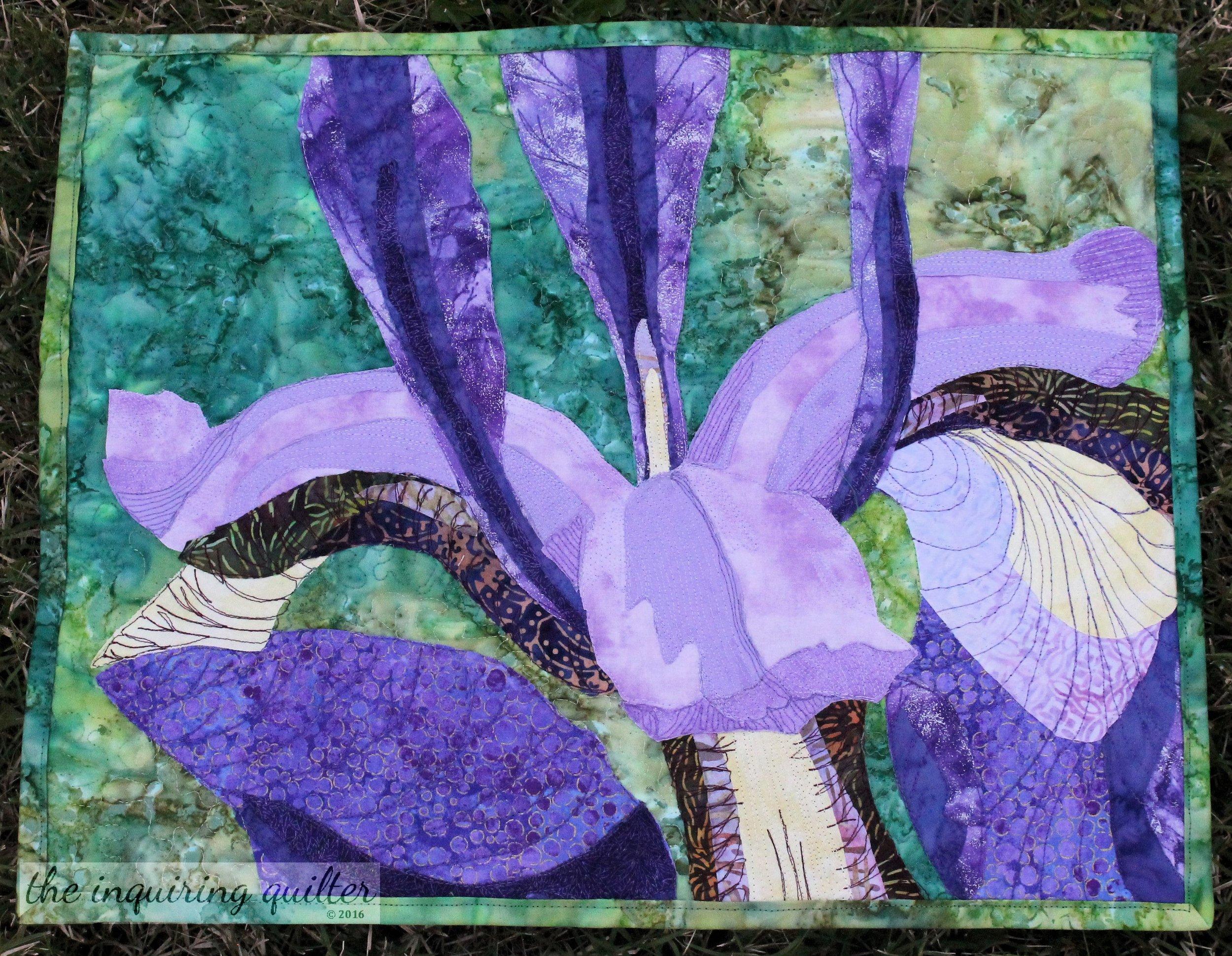 Eleanora's Iris