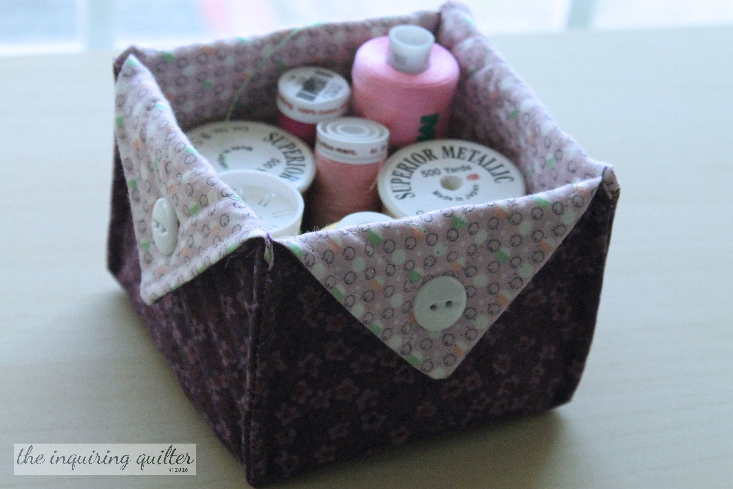 Button Basket