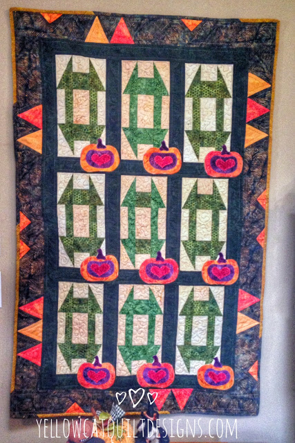 Sharon island batik october challenge quilt.JPG