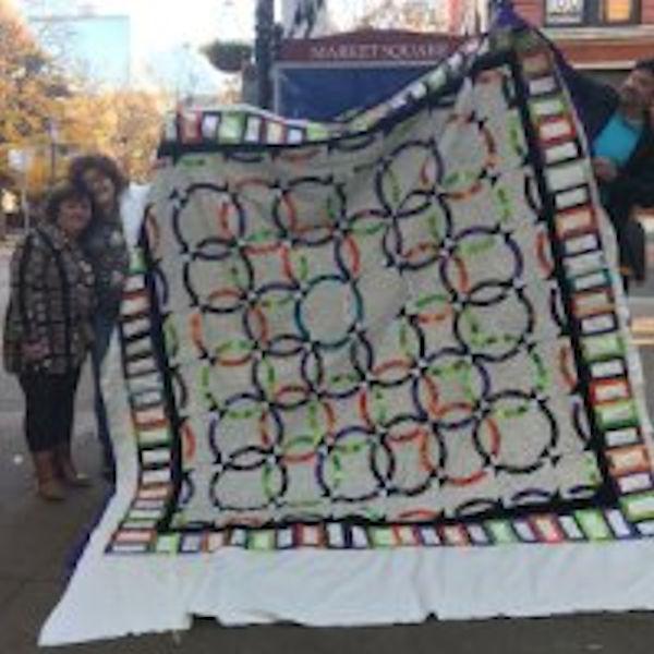 HalloWedding quilt