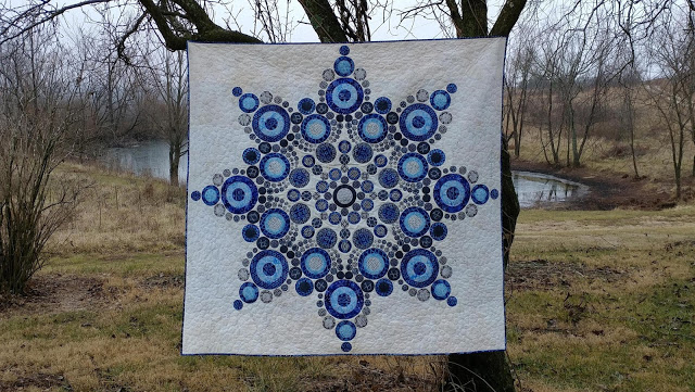 Dione @ Clever Chameleon Quilting
