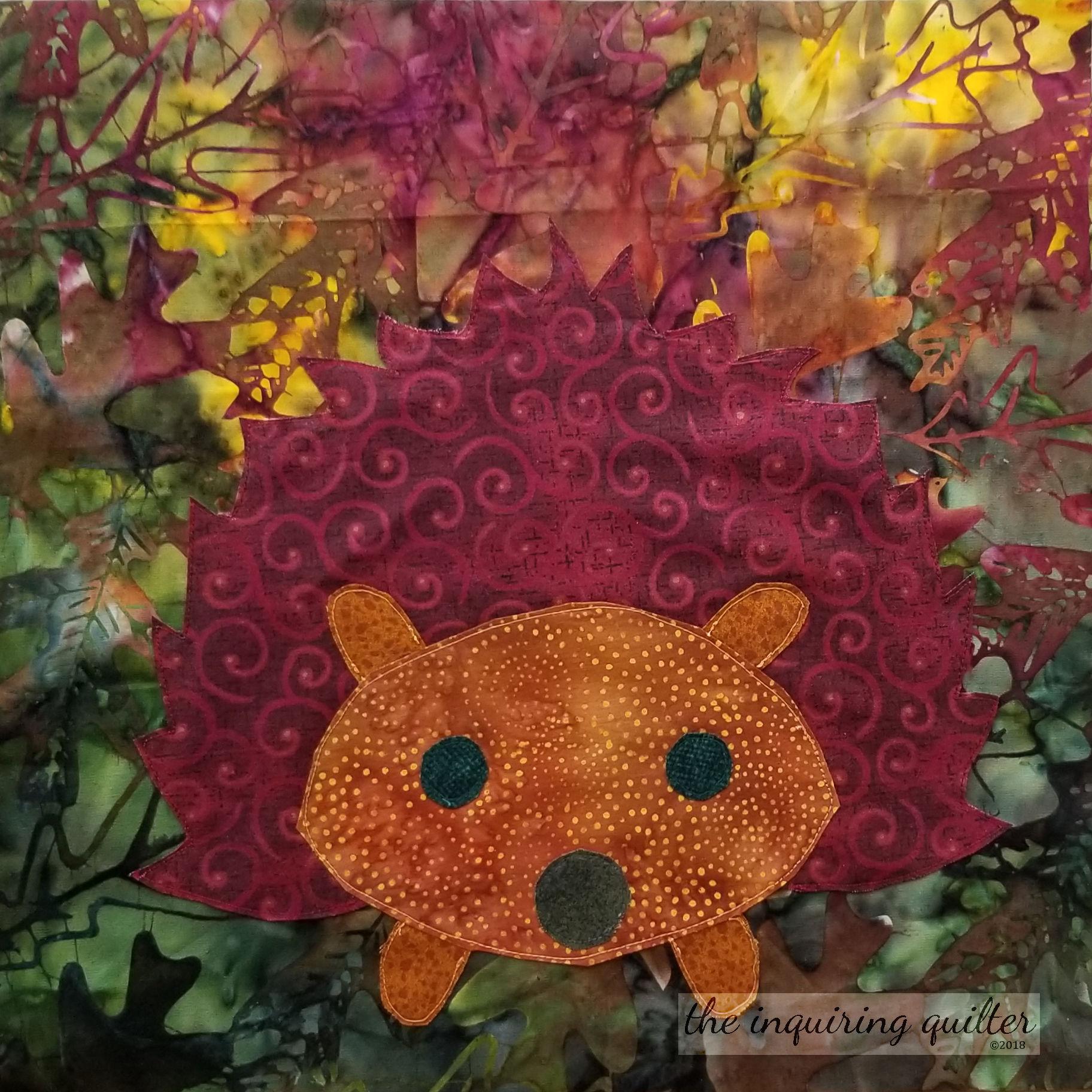 Block 1: Hedgehog