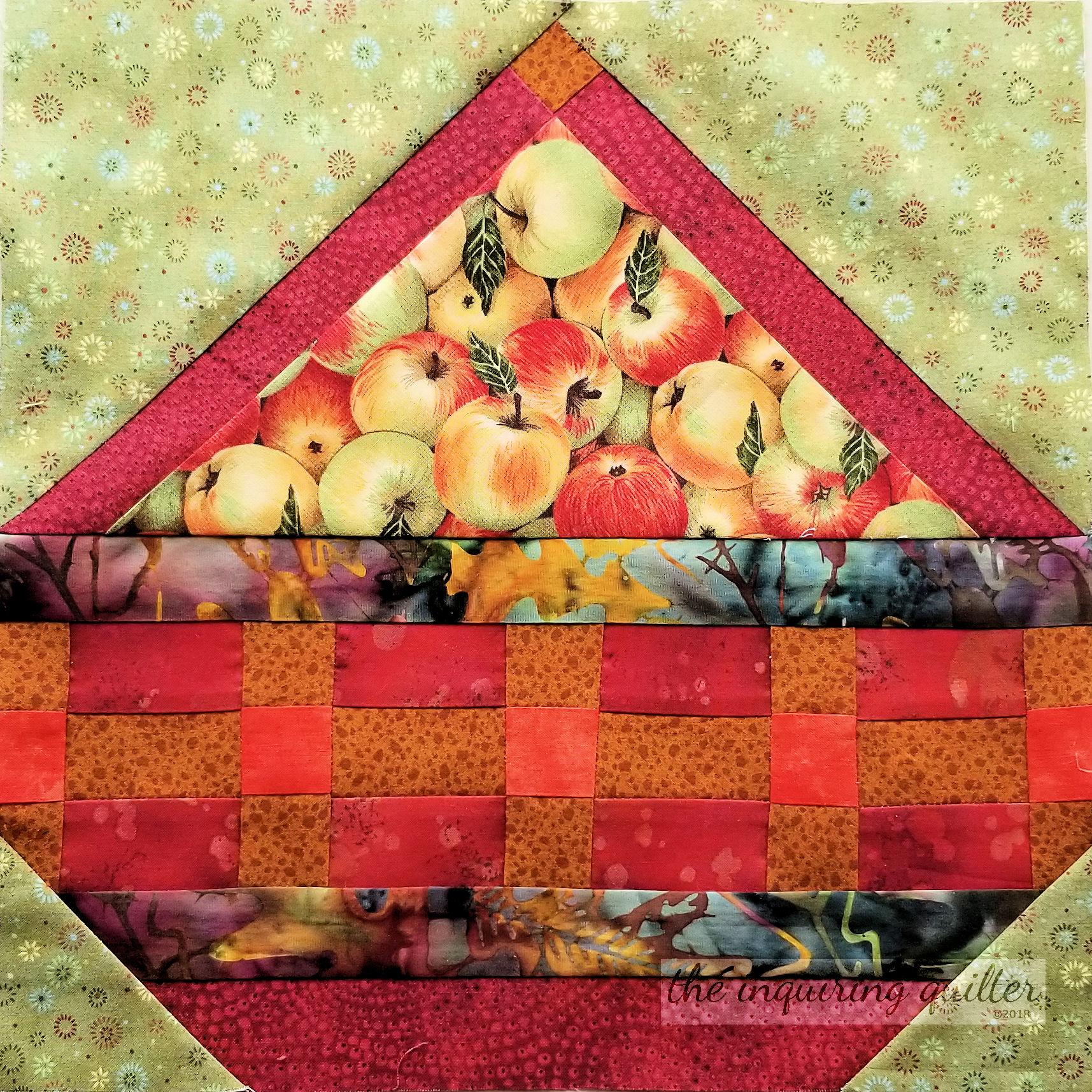 Block 2: Harvest Basket