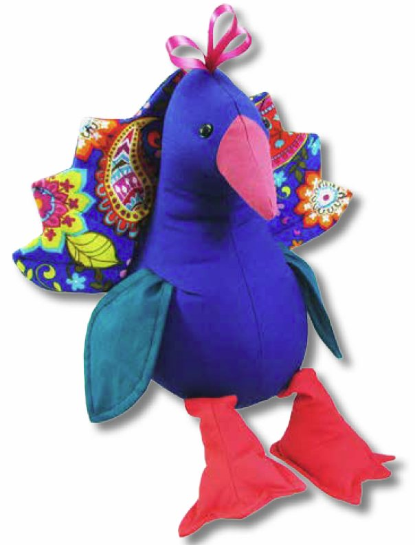 Punju Peacock from pattern.JPG