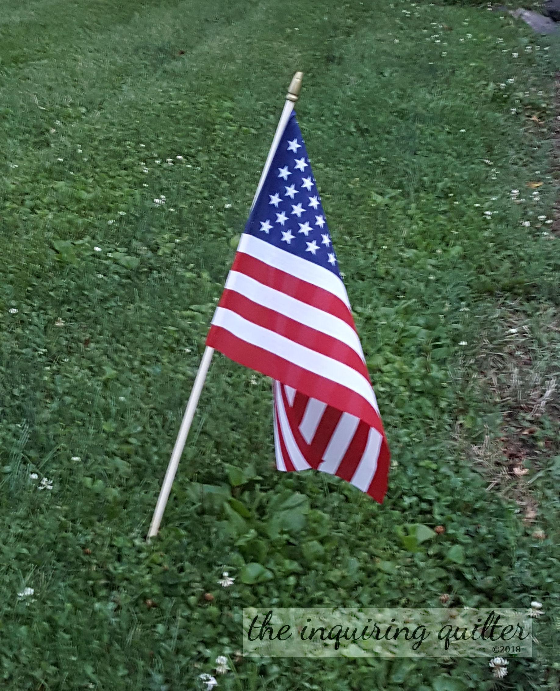 Planting flags July Fourth 2017 2.jpg