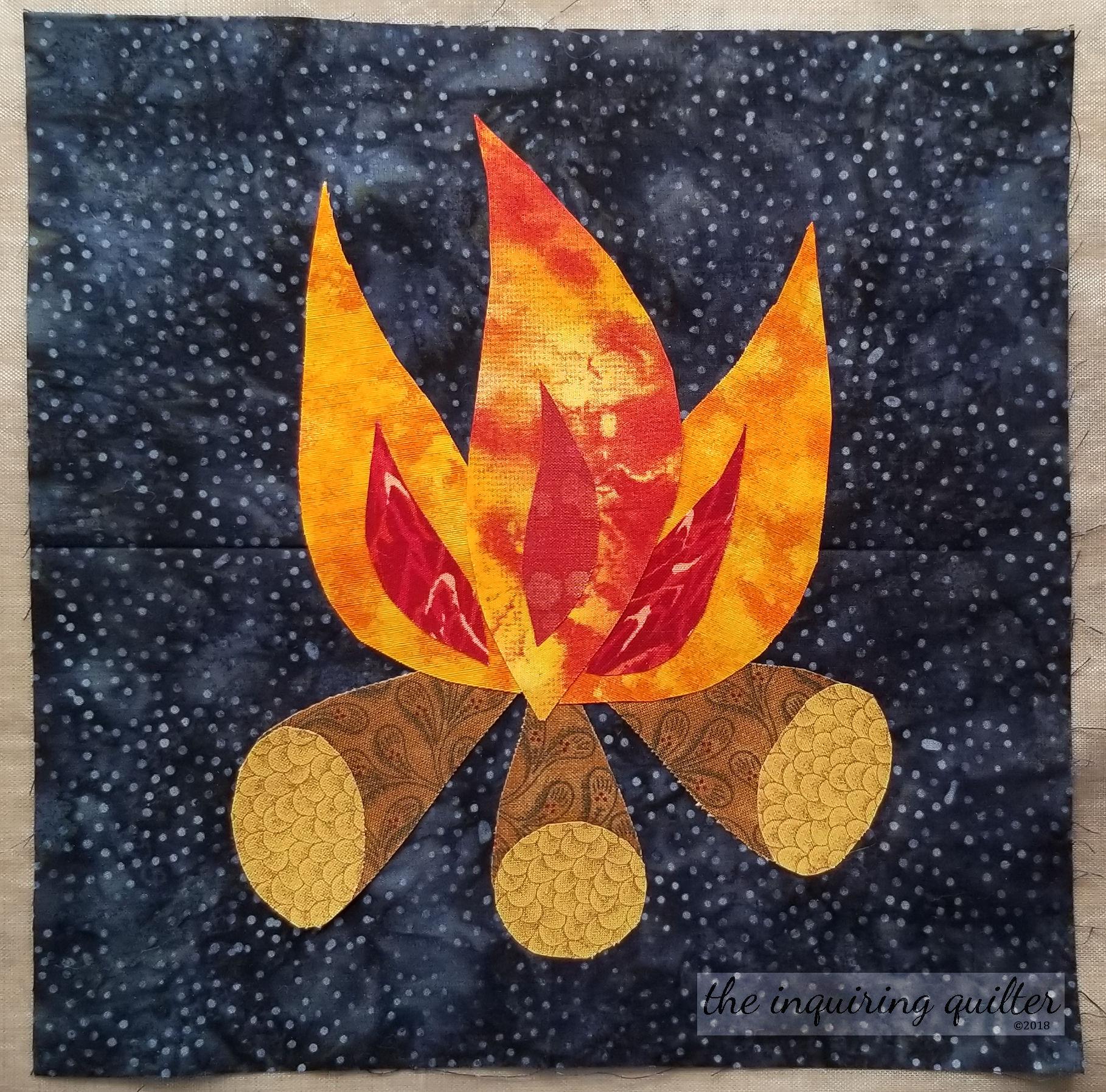Block 3: Bonfire