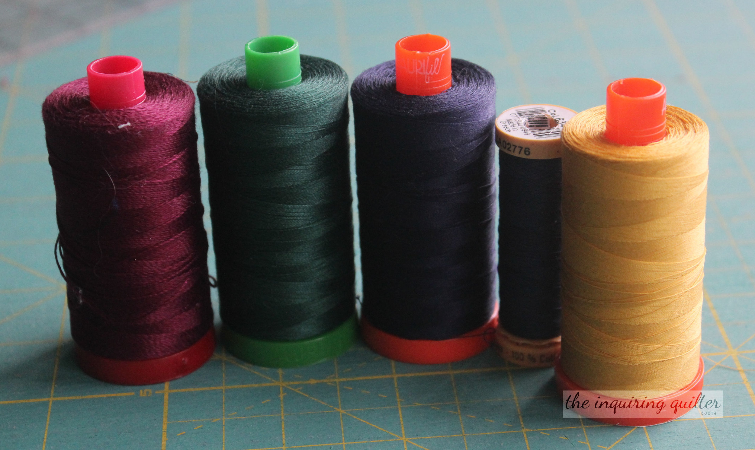 Threads for quilting Bear Cabin.jpg