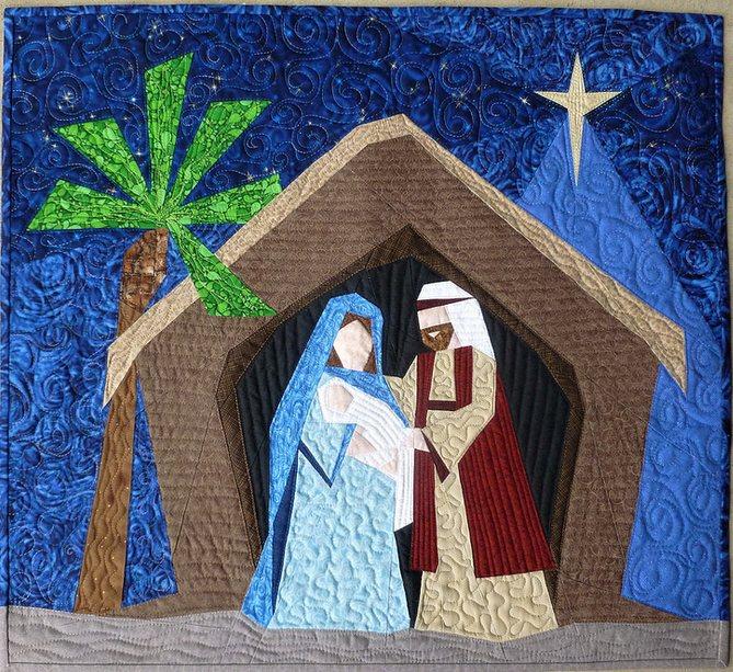 Lisa Marie nativity wall hanging.JPG