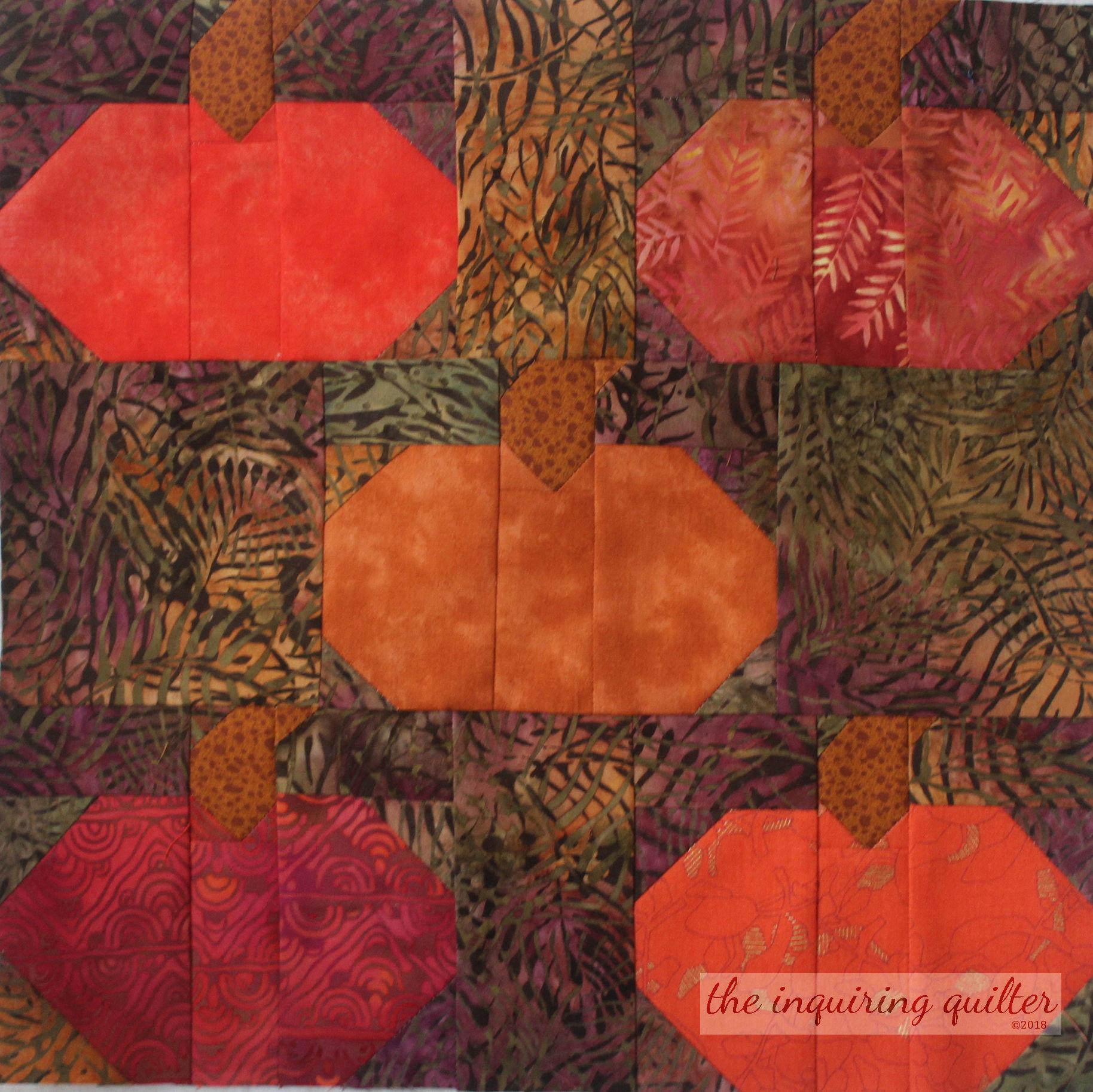 Block 7 - Pumpkin Patch