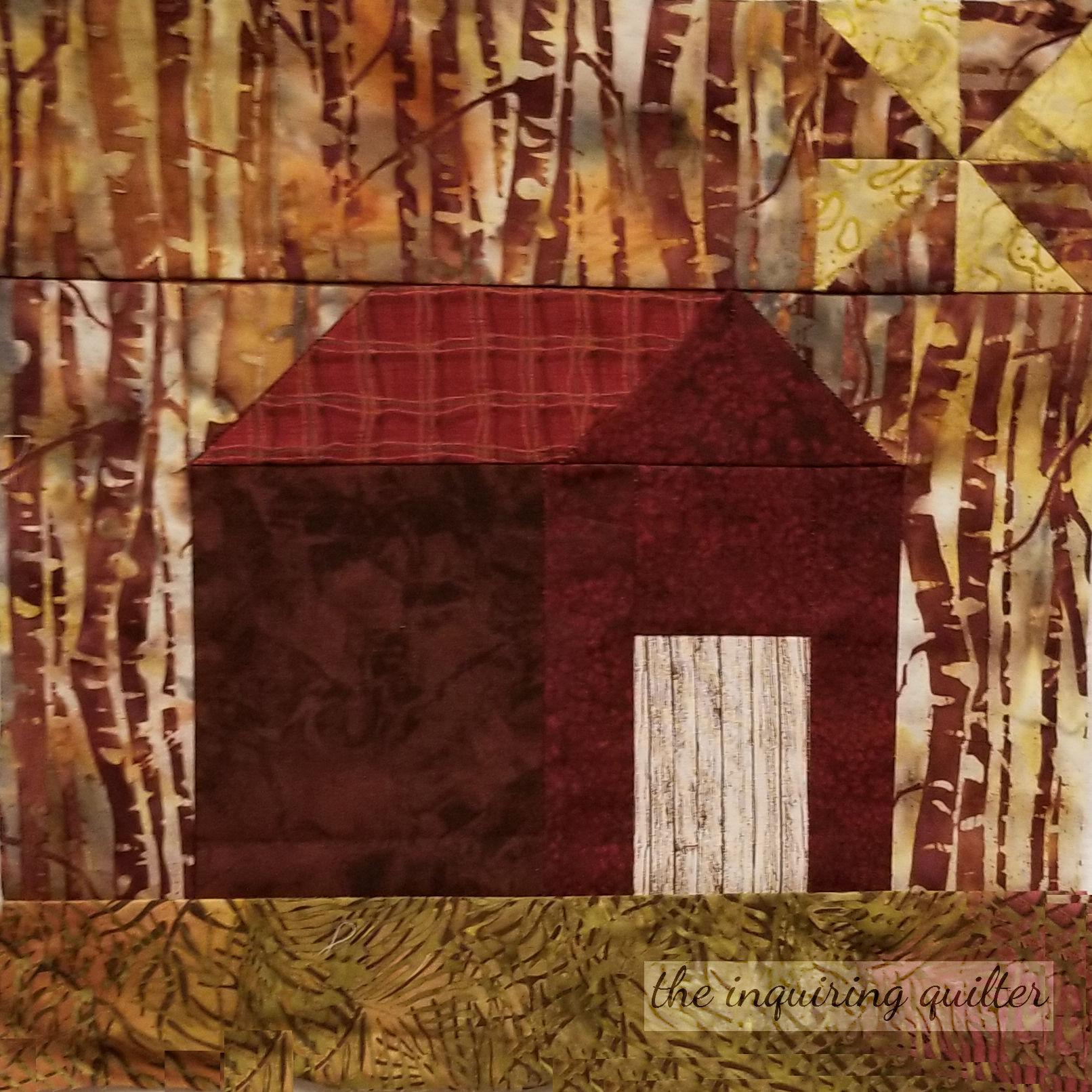 Block 11 - Autumn Harvest Barn