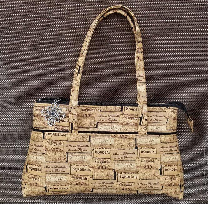 Lisa Marie cork purse.JPG