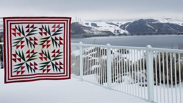 Marlene Holly Berries in the Snow 2.jpg