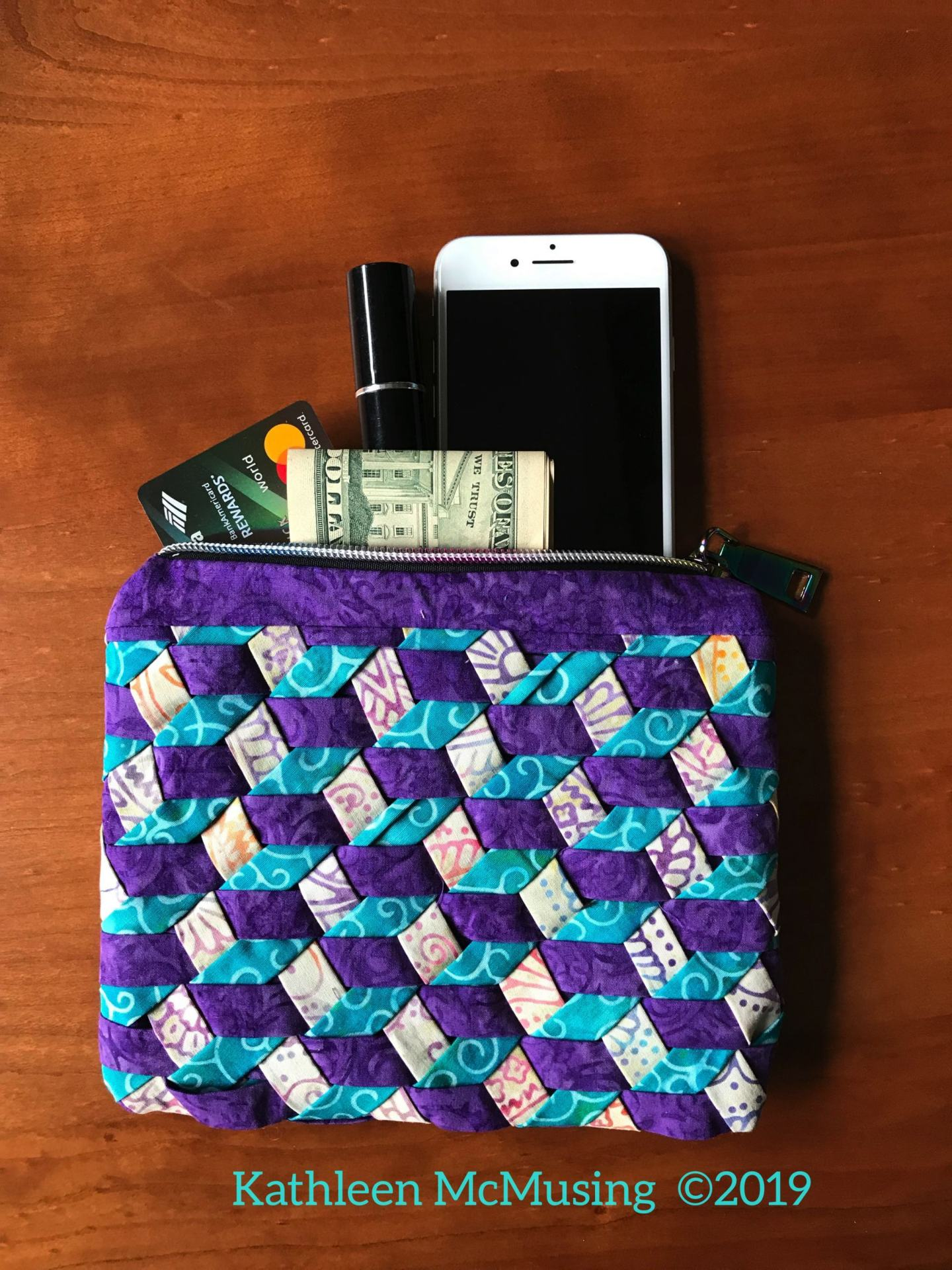 Kathleen woven purse.jpg