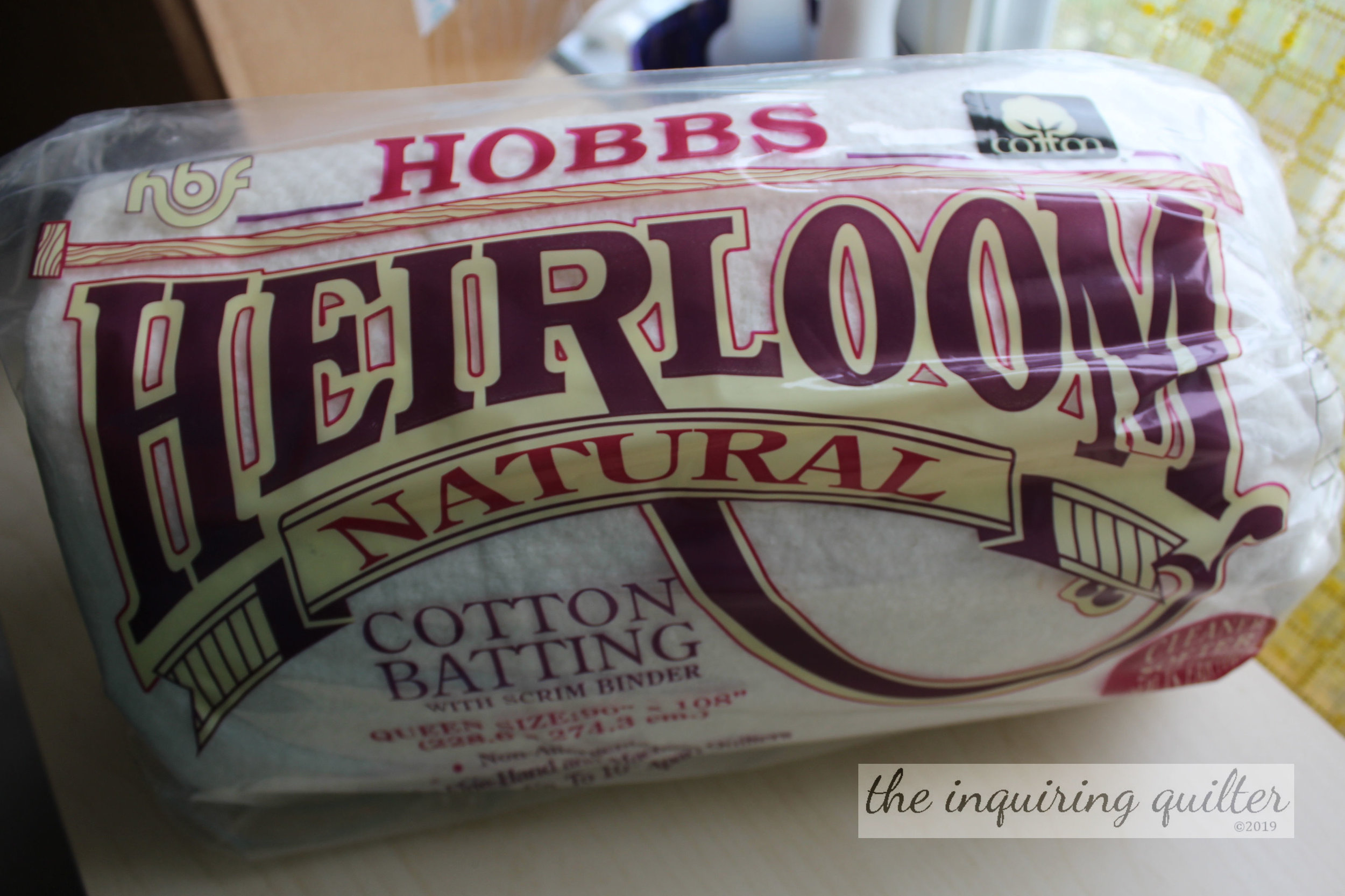 Hobbs Heirloom Cotton batting.jpg