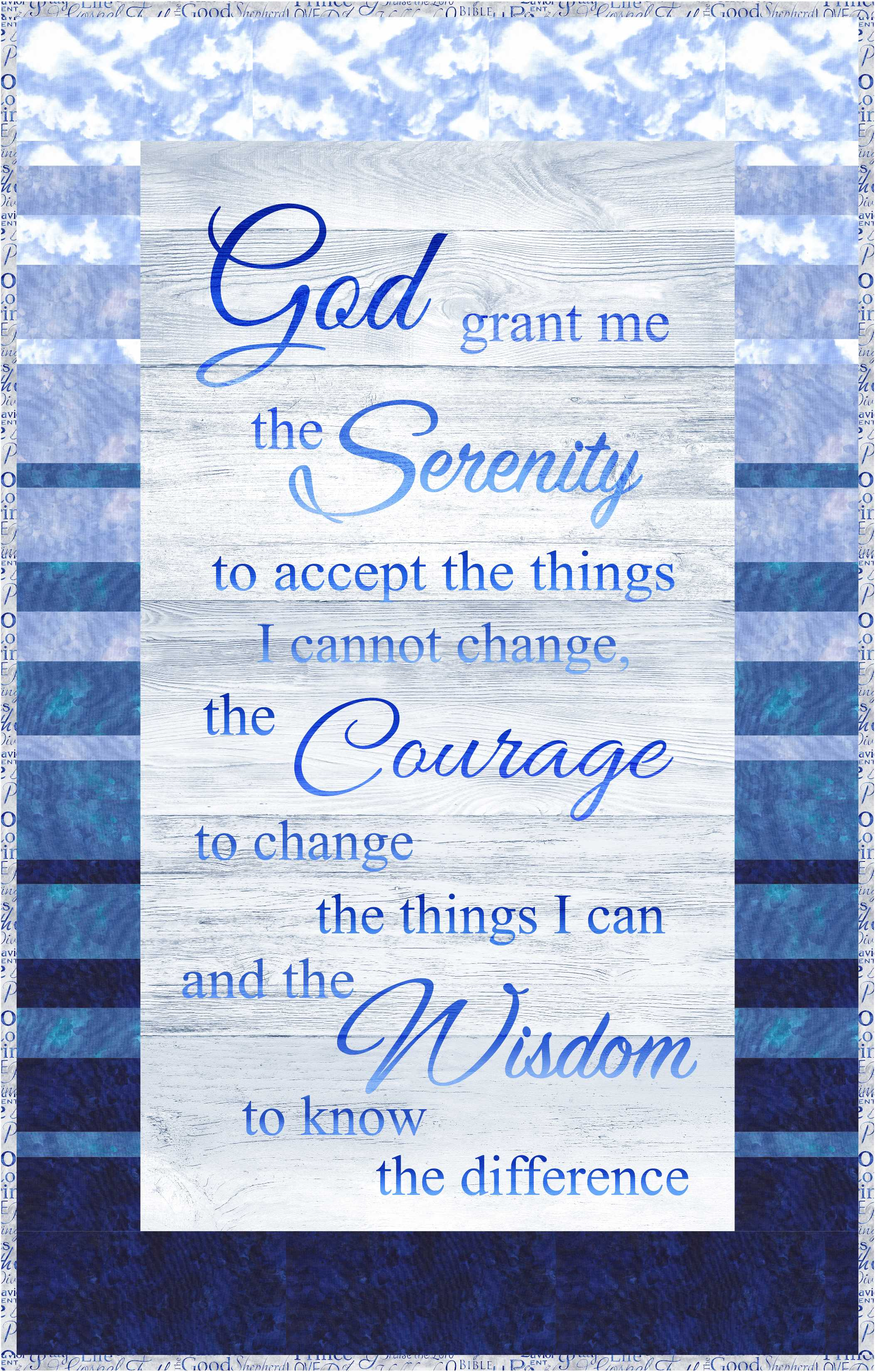 Accepted Serenity 2 34 x 54.JPG